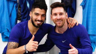 Photo of Lionel Messi despide a Luis Suárez: No merecías que te echaran así