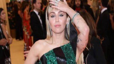 """Photo of Miley Cyrus pide a los estadounidenses que salgan a votar: """"Vivimos tiempos desesperados"""""""