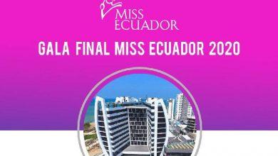 Photo of Noche de elección Miss Ecuador 2020 será en Manta