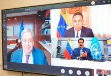 Photo of Maduro expresó a Guterres la importancia de fortalecer el multilateralismo