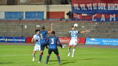 Photo of Se le escapó la victoría a los azules en Riobamba Emelec empata 1 a 1 frente a Olmedo