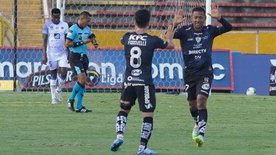 Photo of Independiente del Valle remonta con jerarquía y vence 4-2 a el Delfín