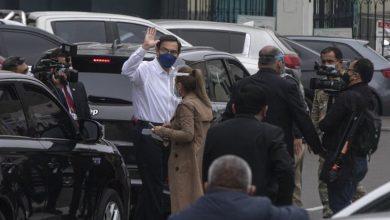 Photo of Presidente de Perú se disculpa durante proceso de vacancia