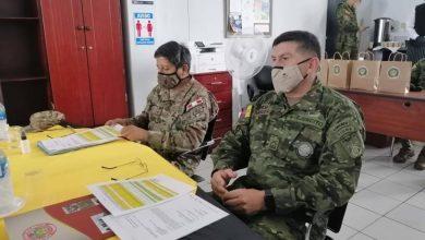 Photo of Se realizó reunión entre los comandantes de las Unidades Fronterizas de Ecuador y Perú