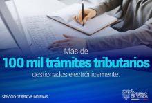 Photo of El SRI ha recibido y gestionado más de 100 mil trámites electrónicos