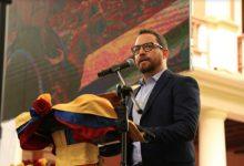 Photo of [Audio] Exministro de Cultura, Juan Fernando Velasco, presentó candidatura presidencial