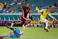 Photo of Colomia vs Venezuela, pedido para jugar con público