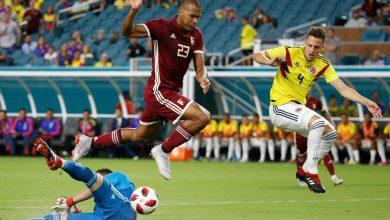 Photo of Colombia vs Venezuela, pedido para jugar con público