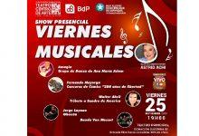 Photo of «Viernes musicales» en el Teatro Centro de Arte