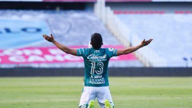 Photo of Ángel Mena marca en la victoria de León 3-2 sobre Querétaro