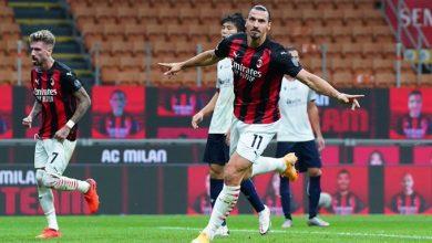 Photo of Doblete de Zlatan Ibrahimovic para la victoria del AC Milán en debut de la Serie A