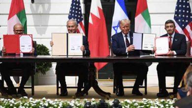 Photo of Israel sella en la Casa Blanca su acuerdo con Baréin y Emiratos Árabes
