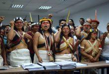 Photo of Nemonte Nenquimo: 'No queremos consultas, vamos a hacer una ley propia para que se respeten los territorios indígenas'