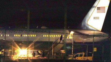 Photo of Avión en que viajaba Pence vuelve a tierra tras golpear ave