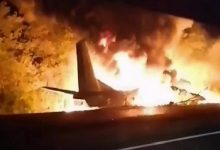 Photo of Sube a 26 el número de muertos al estrellarse un avión militar en Ucrania