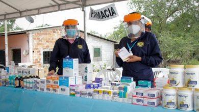 Photo of Brigadas médicas de la Prefectura continúan intensificándose en la zona rural