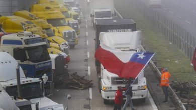 Photo of Acuerdo entre los camioneros y el Gobierno chileno pone fin a la polémica huelga
