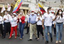 Photo of Democracia Sí inscribió sus candidatos a asambleístas en Guayas