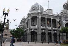 Photo of Alcaldesa de Guayaquil recorrió obra de Construcción del Nuevo Centro de Tratamiento Primario de Desintoxicación para Adicciones, en Bastión Popular. Proyecto beneficiará a más de 3.200 personas por año.