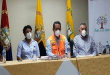 Photo of SNGRE coordina acciones ante la caída de ceniza del volcán Sangay