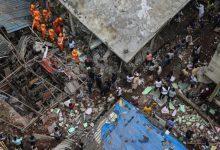 Photo of Al menos ocho muertos al derrumbarse edificio en Mumbai