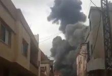 Photo of Reportan explosión al sur del Líbano, en edificio de Hezbolá