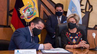 Photo of Fondo de Agua de Guayaquil y Prefectura del Guayas firmaron acuerdo de cooperación