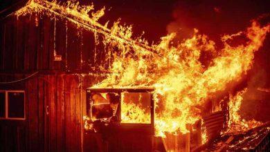 Photo of Al menos 10 muertos por incendio forestal en California