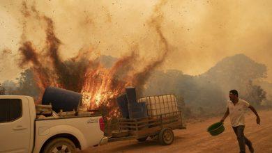 Photo of Gobierno brasileño refuerza combate a incendios en Pantanal
