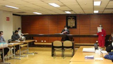 Photo of Juez ordenó arresto domiciliario y uso de grillete para la asambleísta Karina Arteaga