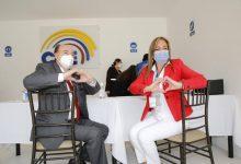 Photo of Binomio presidencial de Democracia Sí inscribe su participación para los comicios nacionales