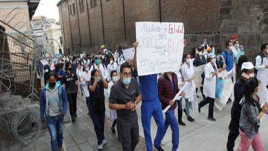 Photo of Gobierno llegó a un acuerdo con los médicos posgradistas