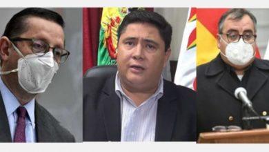 Photo of Renuncian 3 ministros de Bolivia en medio de pugnas internas