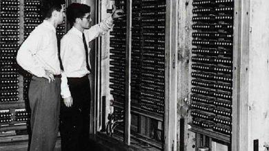 Photo of Descubren manual del ordenador digital más antiguo, es del año 1945