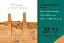 Photo of Fabián Guerrero presenta su nuevo poemario «Formas de la pérdida»