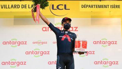 Photo of Histórico ¡Richard Carapaz, segundo en la etapa 16 de Tour de France!