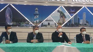 Photo of [Audio] Autoridades aeroportuarias de Guayaquil presentaron un balance de bioseguridad en cien días de operatividad