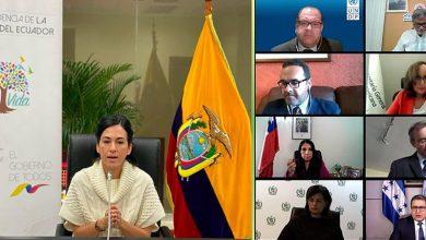 Photo of Vicepresidenta del Ecuador participa con jefes de Estado de varios países en foro sobre desafíos para reducir pobreza multidimensional y desnutrición crónica infantil