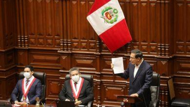 Photo of El Congreso de Perú suspendió la votación del juicio político contra el presidente Martín Vizcarra