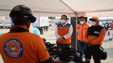 Photo of Fortalecemos medidas de autoprotección ante sismos en Monte Sinaí