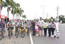 Photo of Miles de personas se sumaron a pedalear