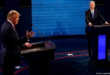 Photo of Trump y Biden se critican en un ordenado debate