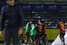 Photo of Comienza la resurrección: Deportivo Cuenca da el batacazo y vence 1-0 a la Católica
