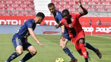 Photo of Aníbal Chalá fue titular en el empate del DijonFC ante Rennes como local