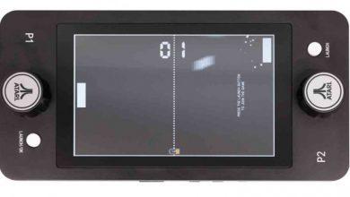 Photo of Atari anuncia nueva consola retro arcade: Mini Pong Jr
