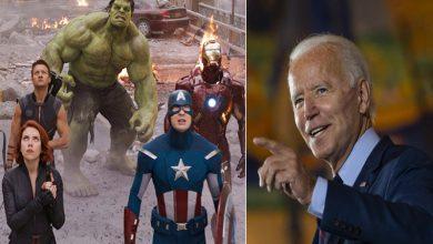 Photo of Los Avengers recaudan dinero para apoyar a Joe Biden