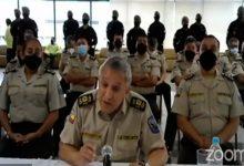 Photo of Comandante de Policía niega uso excesivo de la fuerza en octubre de 2019