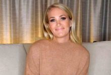 Photo of Carrie Underwood es la gran ganadora en los Premios CMT