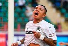 Photo of Cristian Ramírez fue titular en la caída del Krasnodar ante Chelsea