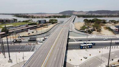 Photo of Guayaquil y Daule abren el puente que dejaría atrás los atascos en la urbanización La Joya